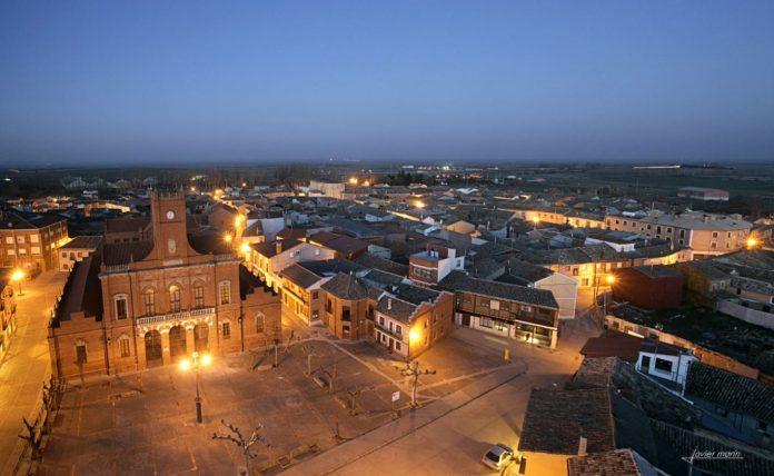 Ayuntamiento de Becerril de Campos. Plaza. Palencia
