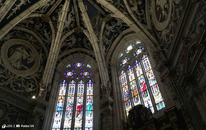 Capilla de los Reyes. Catedral de Palencia. San Antolín