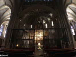 Capilla del Sagrario. Catedral de Palencia. San Antolín
