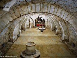Cripta de la Catedral de Palencia. San Antolín
