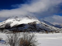 Montaña Palentina. Nevada. Nieve. Espigüete. Palencia