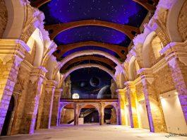 San Pedro Cultural en Becerril de Campos. Palencia. Astronomía. Turismo