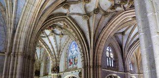 Triforios de la Catedral de Palencia. La Bella Desconoida
