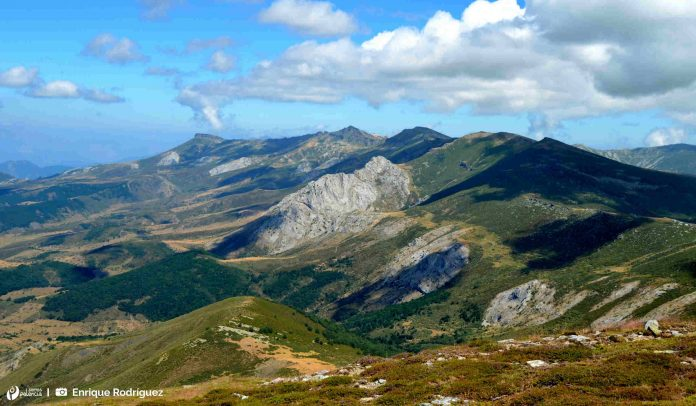 Valdecebollas. Montaña Palentina. Brañosera. Palencia