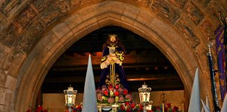 Martes Santo, Semana Santa Palencia
