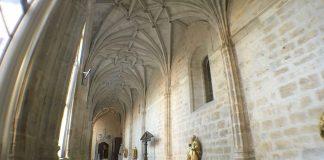 Claustro de la Catedral de Palencia, San Antolín