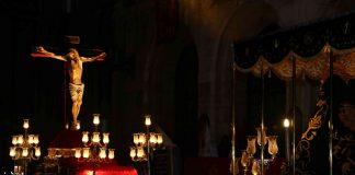Procesión del Santo Viacrucis
