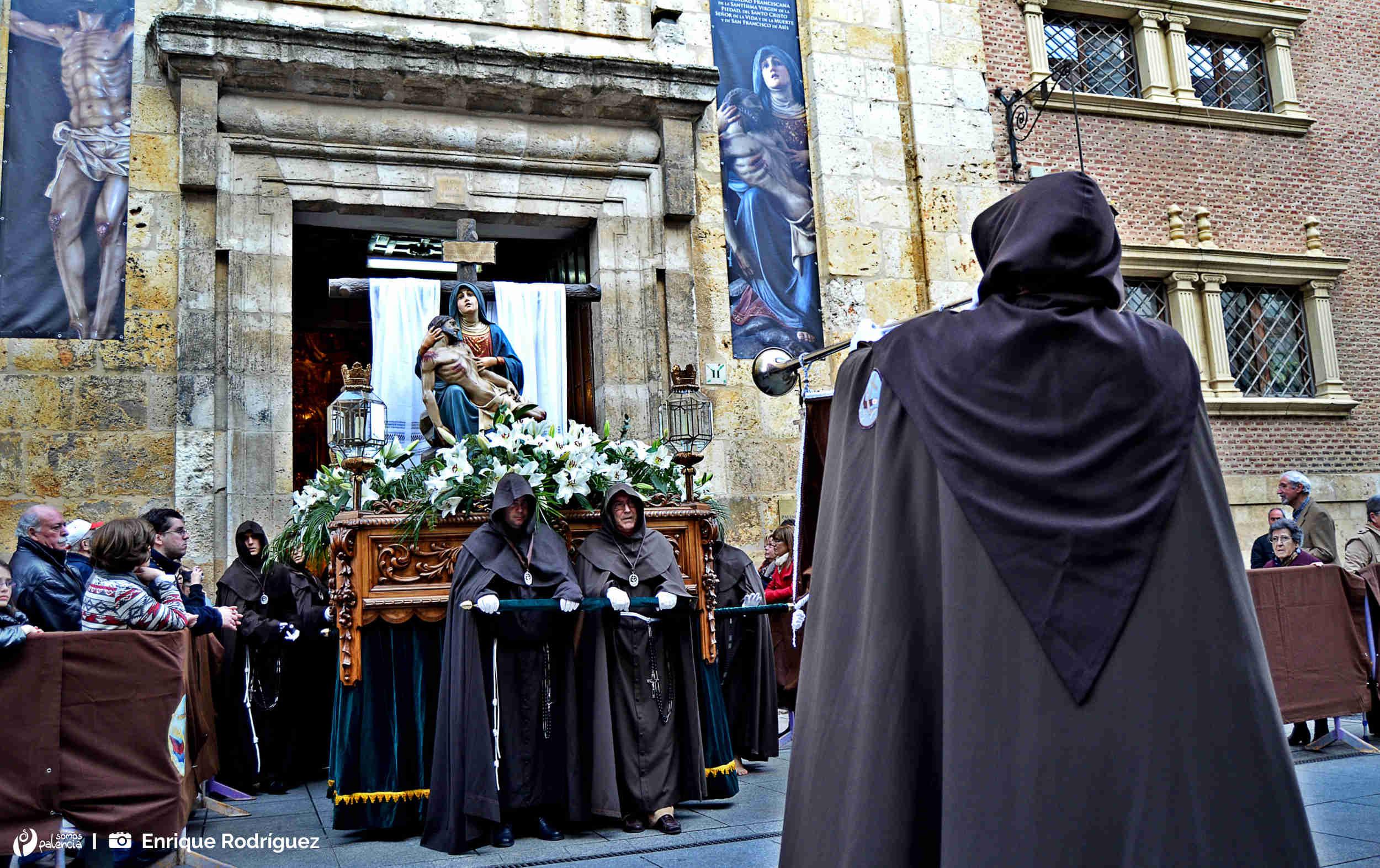 Sábado de Pasión, Semana Santa Palencia