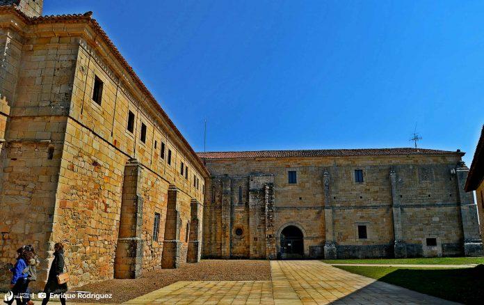 Santa María la Real. Aguilar de Cmapoo. Palencia