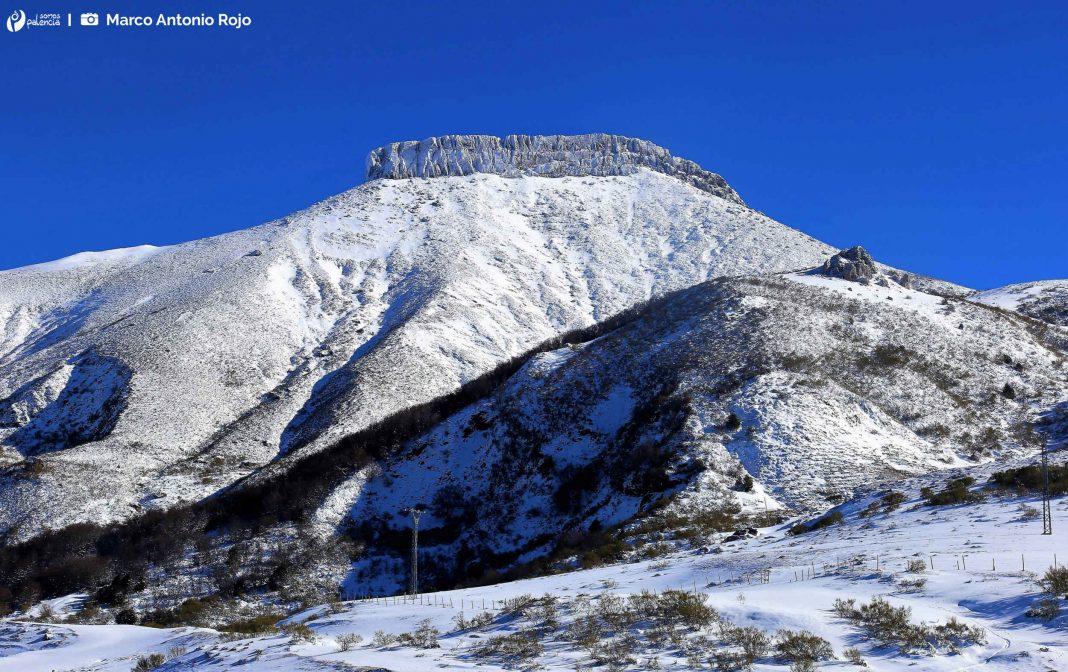 Temporal Nieve Montaña Palentina