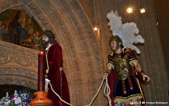 Viernes de Pasión, Semana Santa Palencia