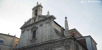 Iglesia Nuestra Señora de la Calle Palencia. La Compañía