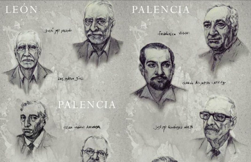 Felix de la Vega. Exposición en Palencia