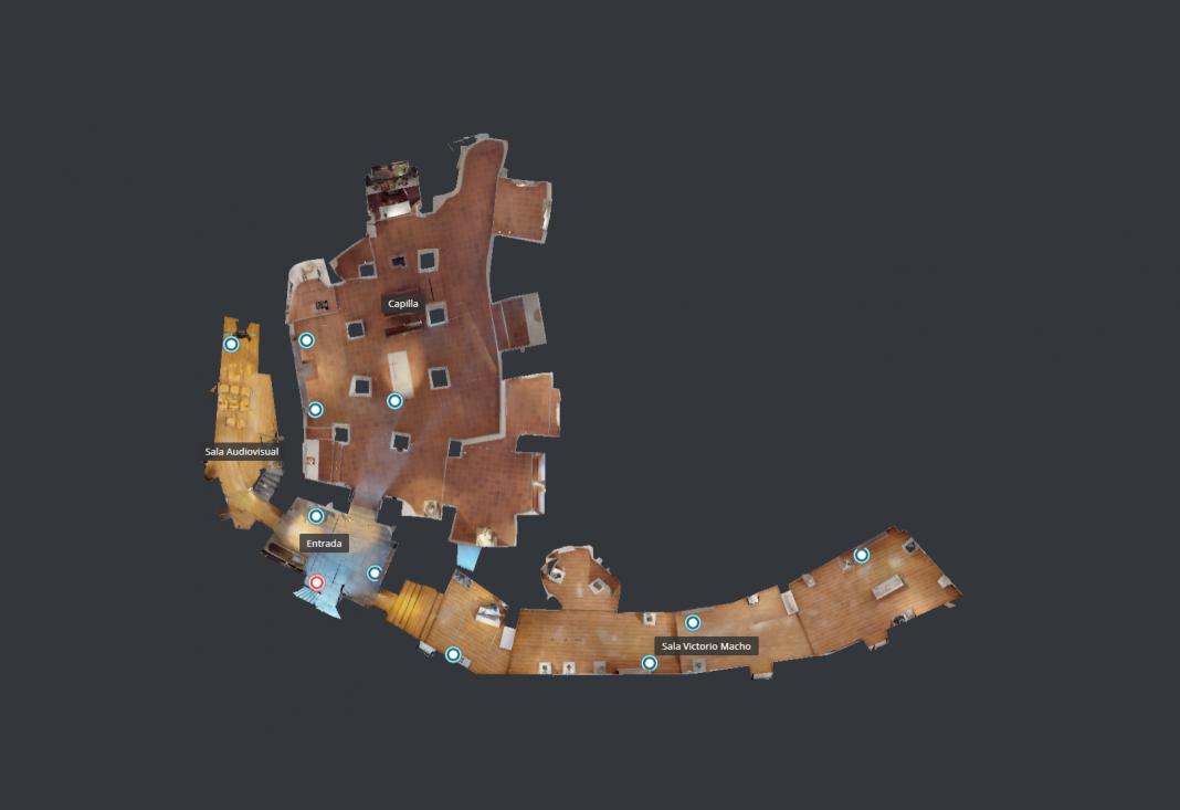 Visita Virtual Cristo del Otero Palencia