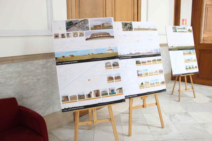 Palomares de Palencia - Exposicion