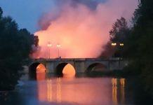 Incendio Pelusas Palencia
