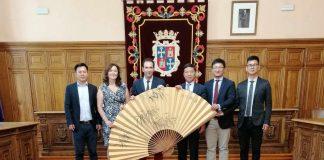 Empresarios chinos muestran interés en poder estrechar lazos culturales y económicos con Palencia