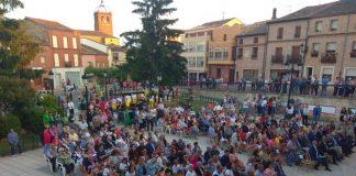 Fiestas San Miguel de los Santos Osorno La Mayor Palencia 2019 PROGRAMA
