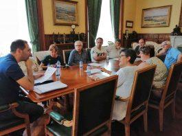 La Federación de Vecinos plantea nuevas vías de colaboración con el Ayuntamiento de Palencia