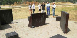 Palencia inaugura la primera instalación de Parkour en la ciudad