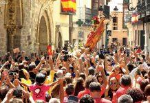 Fiestas de Carrión de los Condes 2019 - San Zoilo PROGRAMA