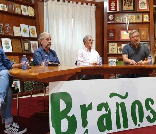 Gistau, Gonzalez y Bermejo en el Primer Municipio de España