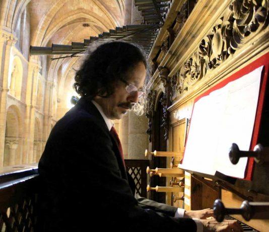 Miguel del Barco ofrece en Frómista un recorrido por el repertorio europeo para órgano en el Renacimiento