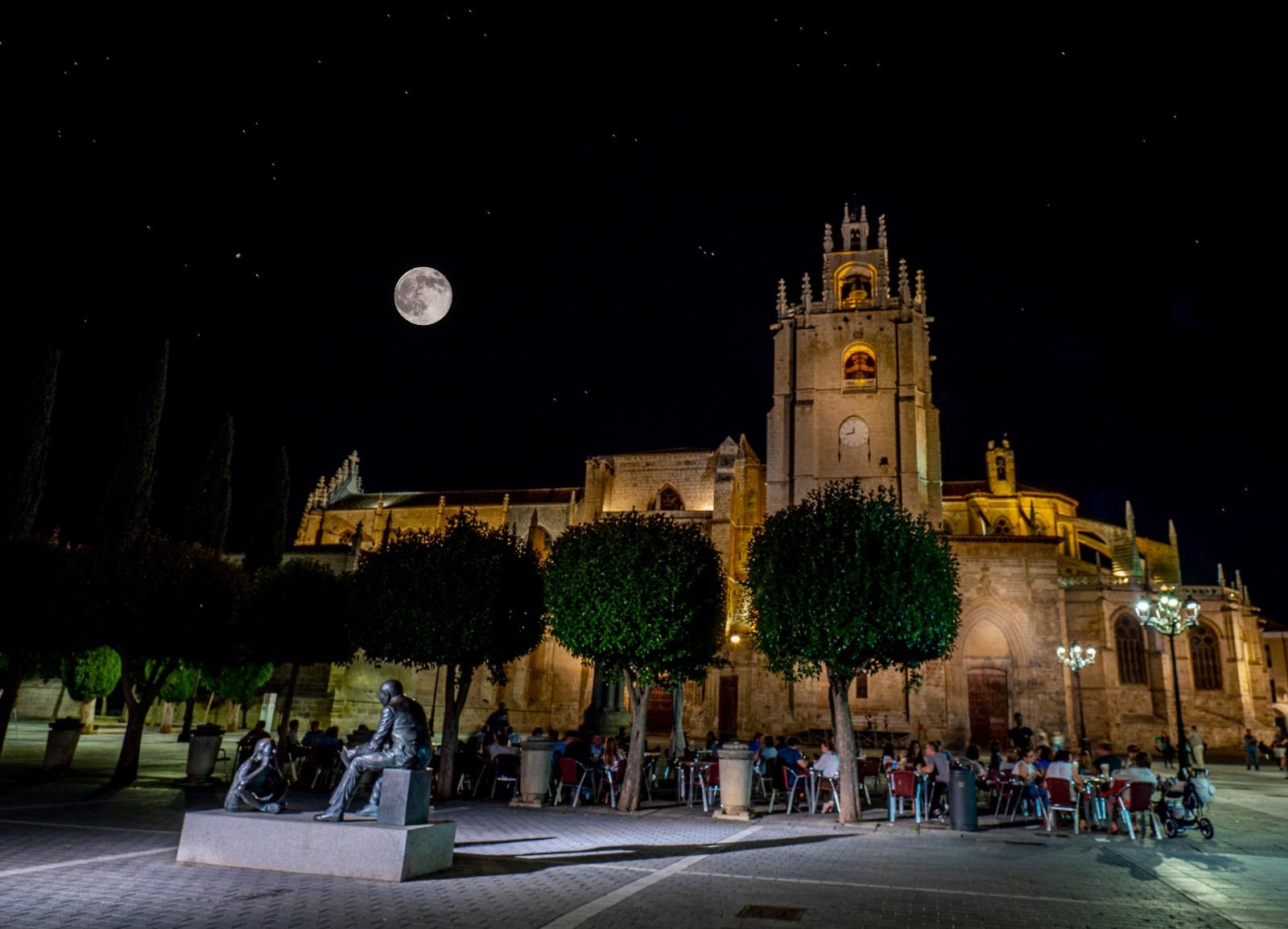 "Accésit ""La luna ilumina al Maestro"" | Florentino González Espina"