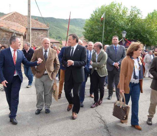 Igea reivindica en Brañosera el poder del municipalismo y apuesta por unos ayuntamientos fuertes