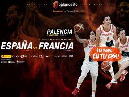 Las campeonas de Europa jugarán contra Francia en Palencia