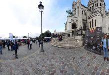 Wine&Senses enoturismo sostenible en la Fiesta del Vino de Montmartre en París