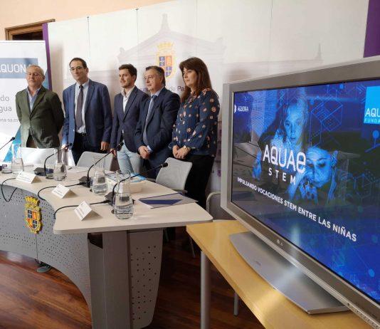 El proyecto AquaeSTEM reforzará los conocimientos científico-técnicos en el ámbito educativo