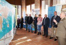 Exposición en Cervatos de la Cueza con motivo del quinto centenario de la primera vuelta al mundo