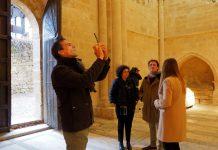 Intercambio de experiencias entre la Fundación Santa María la Real y la Rota do Românico de Portugal