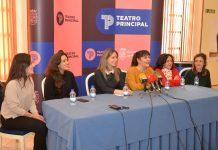 La Belloch estrena 'Otoño en abril' en el Teatro Principal de Palencia