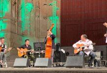 Rosenberg y Nitescu abren el VI Jazz Palencia Festival