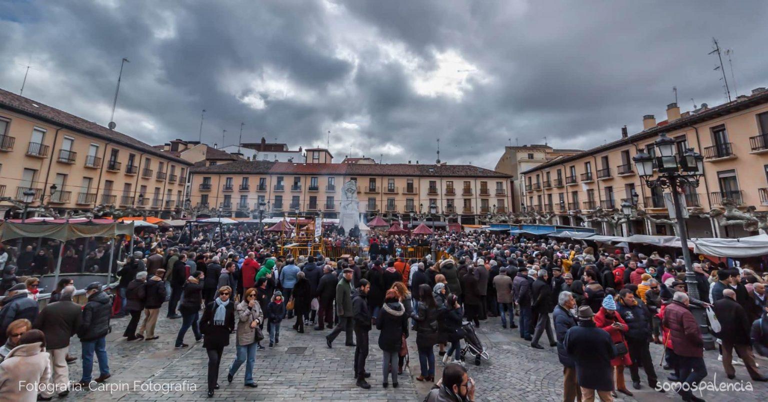 Fiesta de las Candelas 2020 Palencia PROGRAMA